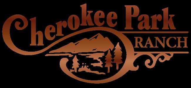 Cherokee Park Ranch Retina Logo