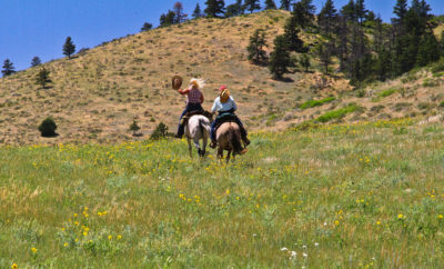 """USA Today's 10Best """"Best Dude Ranch"""""""
