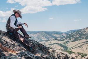 Wrangler, Cowboy, Colorado, Rocky Mountains, Ranch Vacation