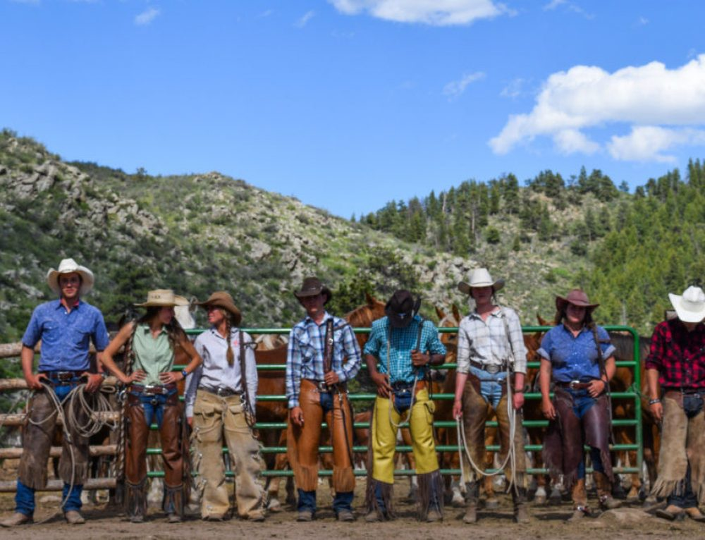 Meet Our 2018 Ranch Family